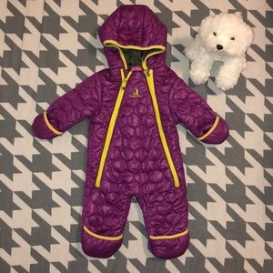 Other - NWT Purple Snowsuit